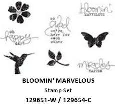 Bloomin' Marvelous Set